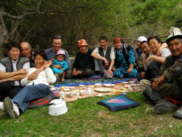 kyrgyzstan travel