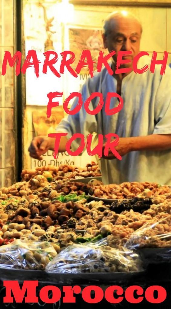 marrakech food tours morocco