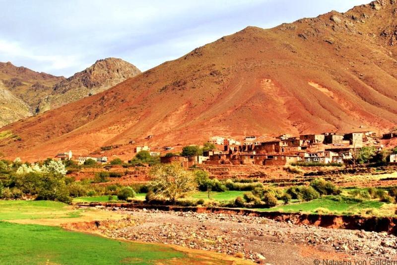 atlas-mountains-village-in-morocco