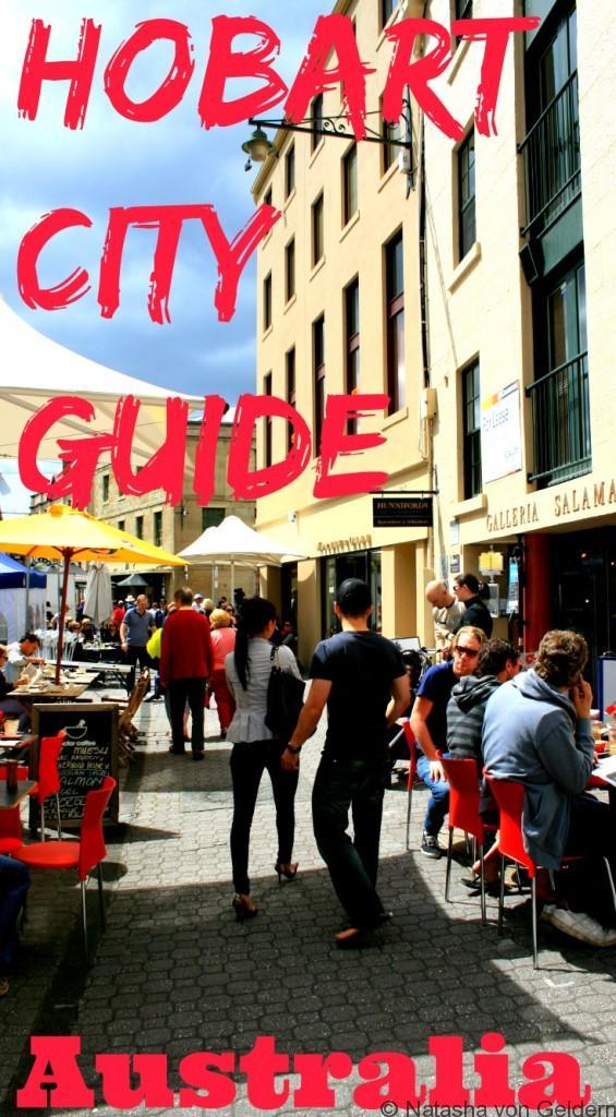 Hobart City Guide Tasmania Australia