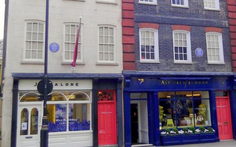 Handel & Hendrix in London 25 Brook Street