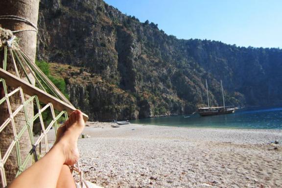 Beach holiday in Turkey