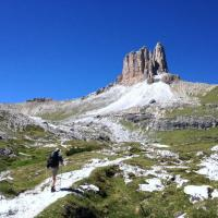 Italy: Hiking the Alta Via 4 in the Dolomite Mountains