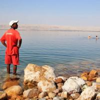 Jordan: How to visit the Dead Sea (with children)