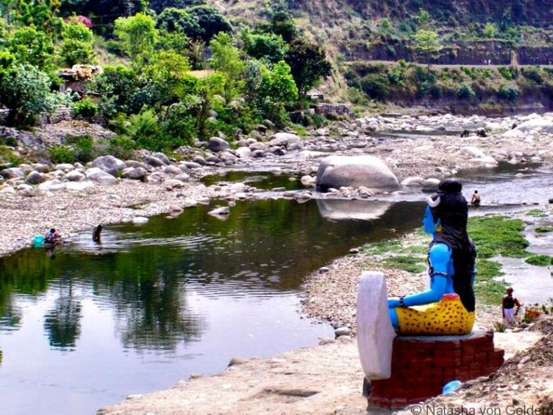 Kangra Valley Railway Journey India