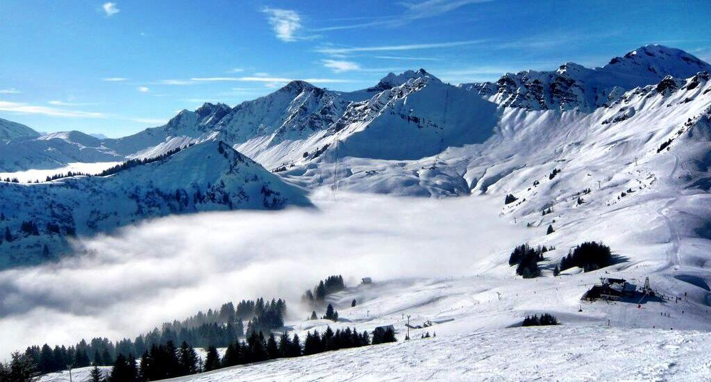Ski holiday Morzine Avoriaz France