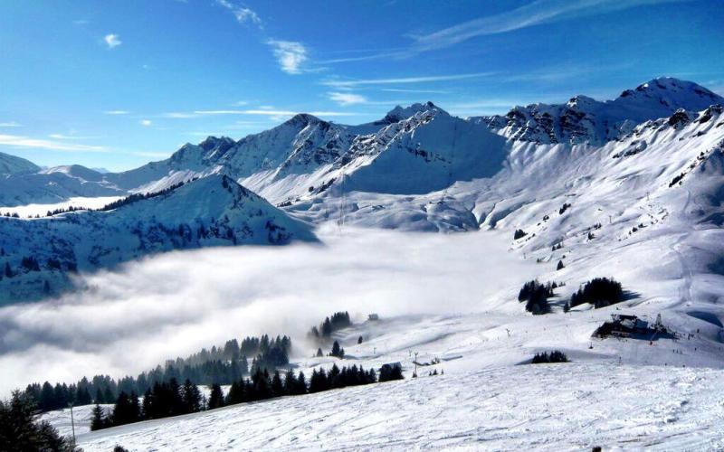 Ski holiday Morzine Avoriaz France