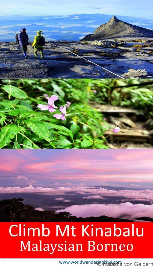 Malaysia Is climbing Mt Kinabalu worth it