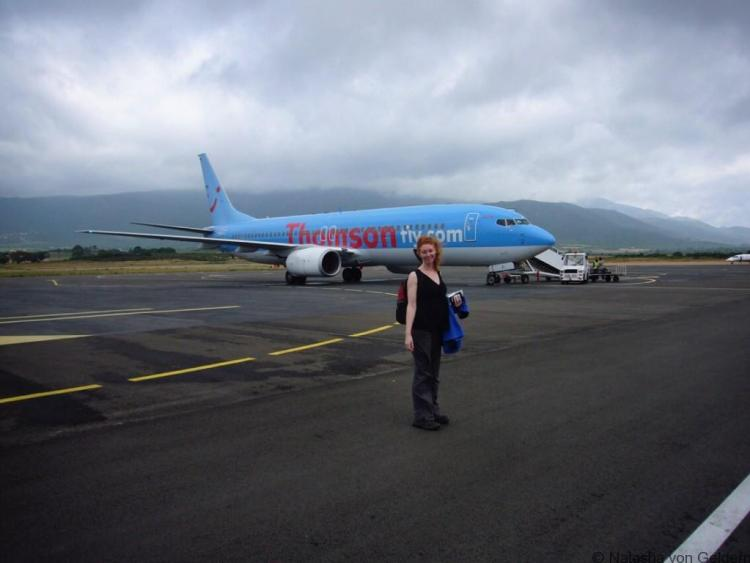 Wandering Kiwi travel while pregnant