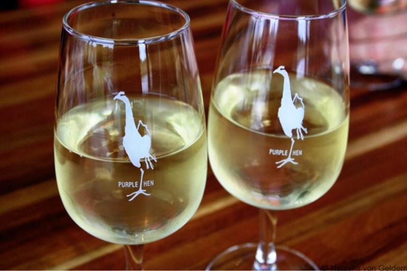 Purple Hen winery Phillip Island trip from Melbourne Victoria Australia
