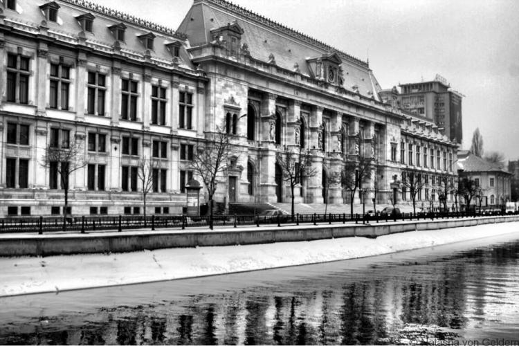 Bucharest golden age architecture Romania
