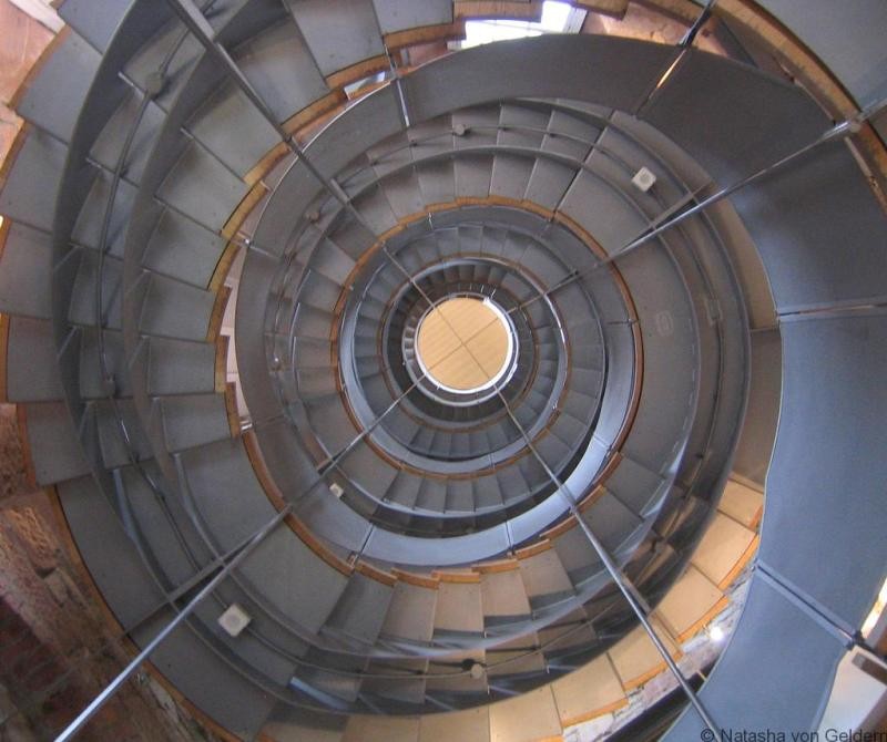 The Lighthouse Glasgow spiral staircase
