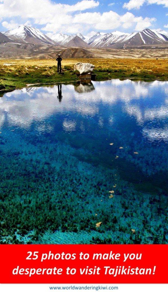 25 photos that will make you desperate to visit Tajikistan