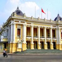 Wandering in Ho Chi Minh City, Vietnam