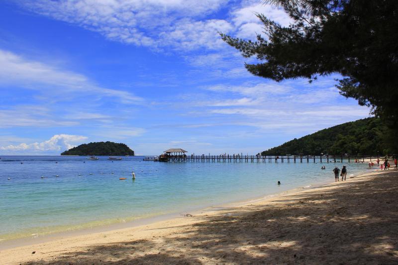 Pulau Manukan, Sabah, Malaysia