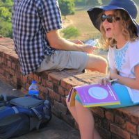 Guide books that make travel with kids fun