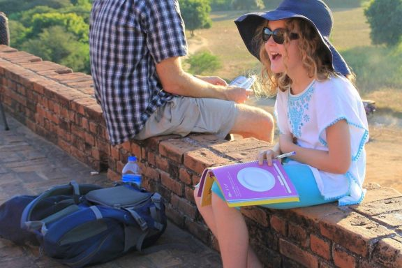 Travel with kids and kids travel guides