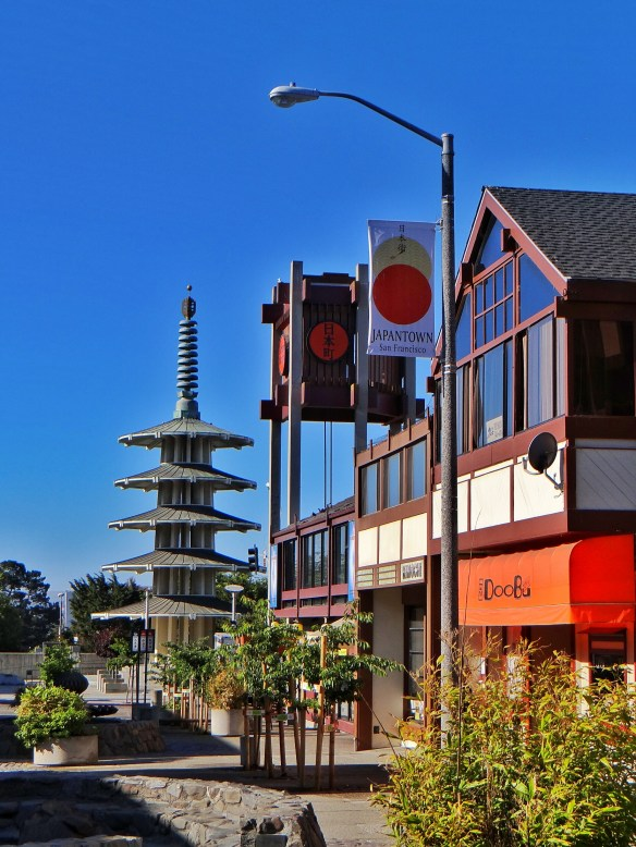 San Francisco Japantown