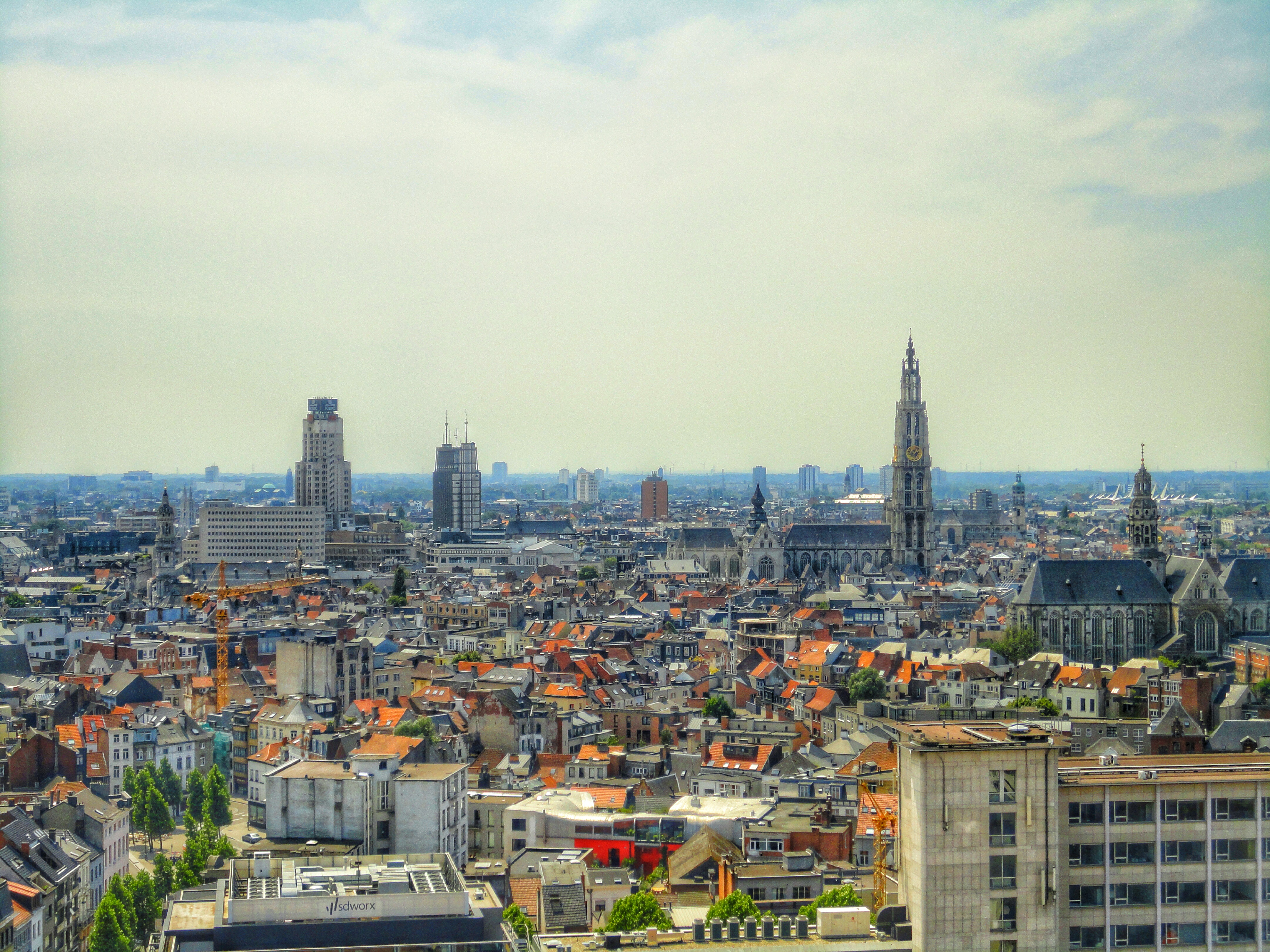 Enjoy The Most Beautiful Places In Antwerp World Wanderista