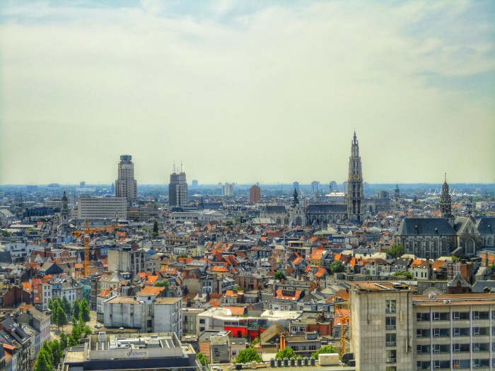 Enjoy The Most Beautiful Places In Antwerp World Wanderista
