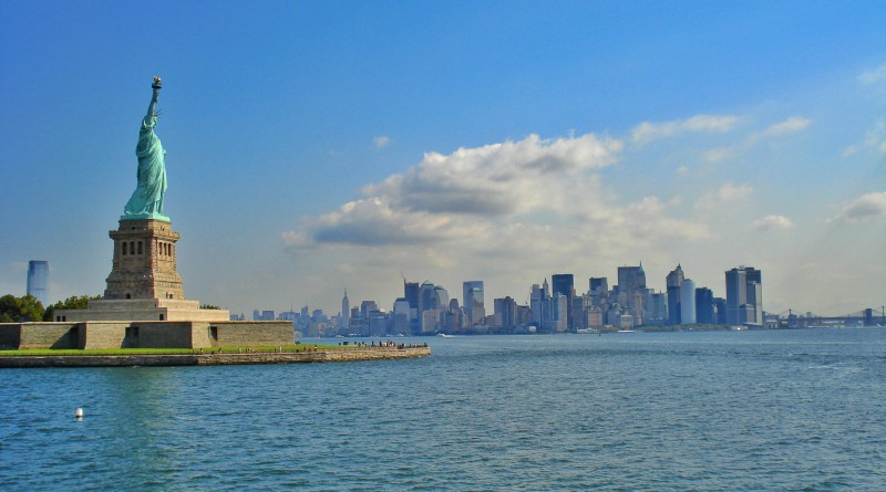 New York Liberty Island