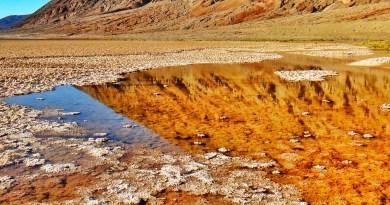Death Valley Badwater