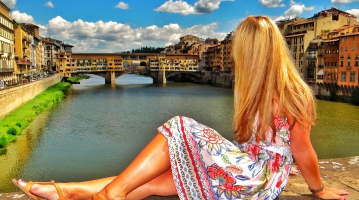 Ponte Vecchio Firenze Florence