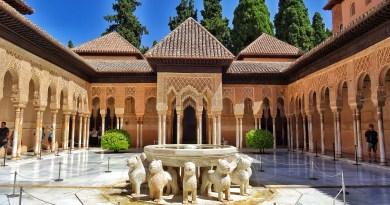 Alhambra Patio de los Leones