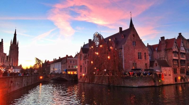 Bruges Brugge Rozenhoedkaai