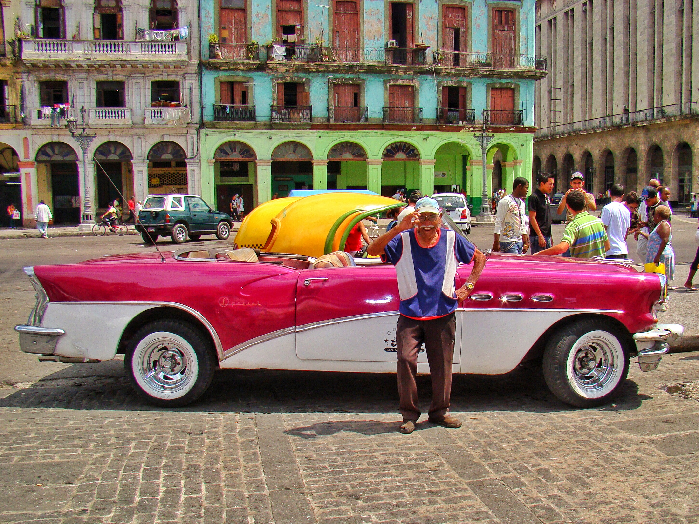 Spot Vintage Cars In Cuba World Wanderista