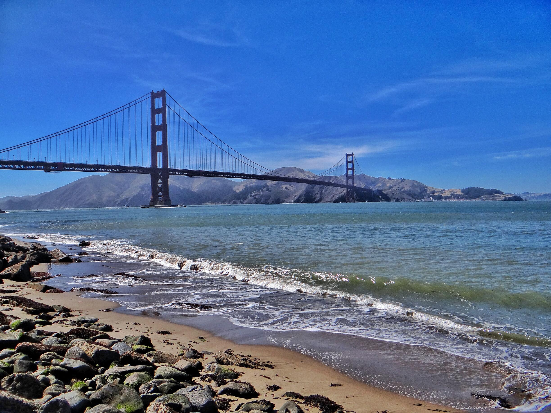 Ride A Bike To The Golden Gate Bridge World Wanderista