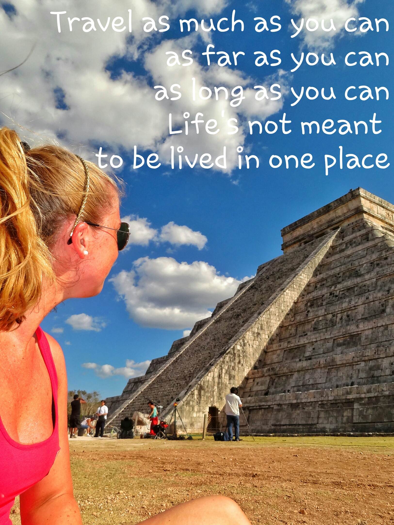 Inspirational Travel Quote 14