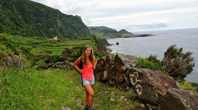 Faja Grande Flores Azores