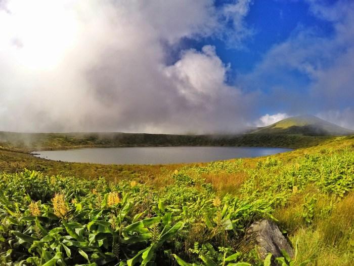 Lagoa Rasa Flores Azores