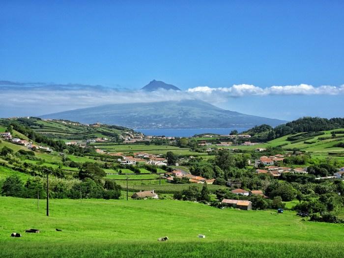 Pico Faial Azores