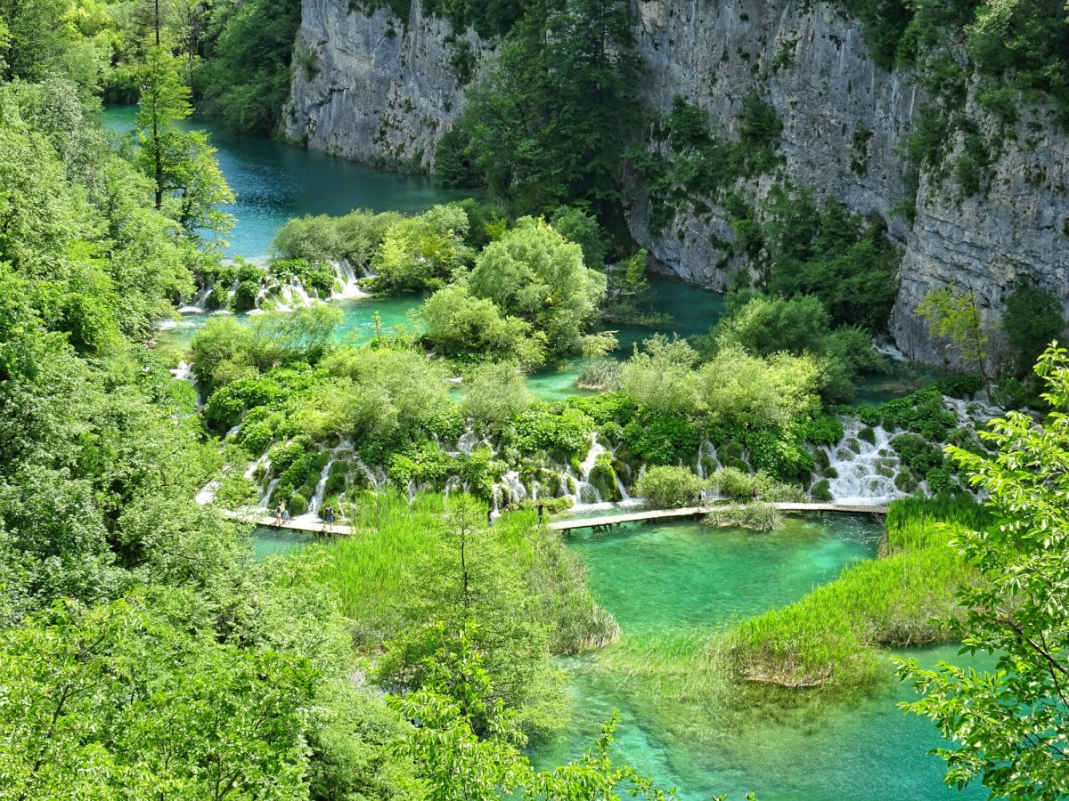 Plitvice Lakes NP; the guide with everything you need to know