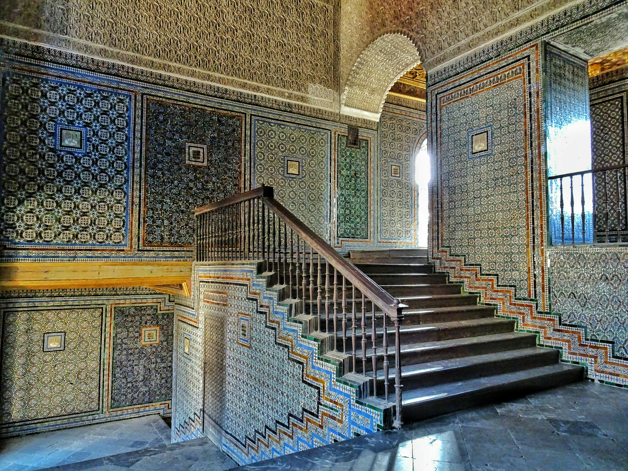Casa de pilatos a tour of the most magnificent house in for Casas de sofas en sevilla
