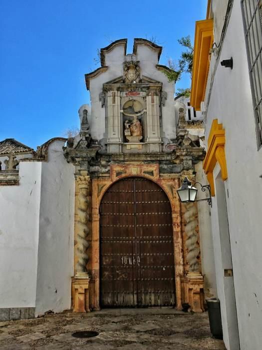 One day in Cordoba Church