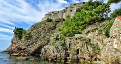 Fort Lovrijenac Dubrovnik