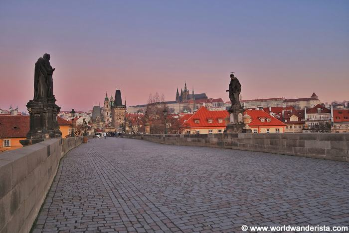 Charles Bridge Prague Karluv Most