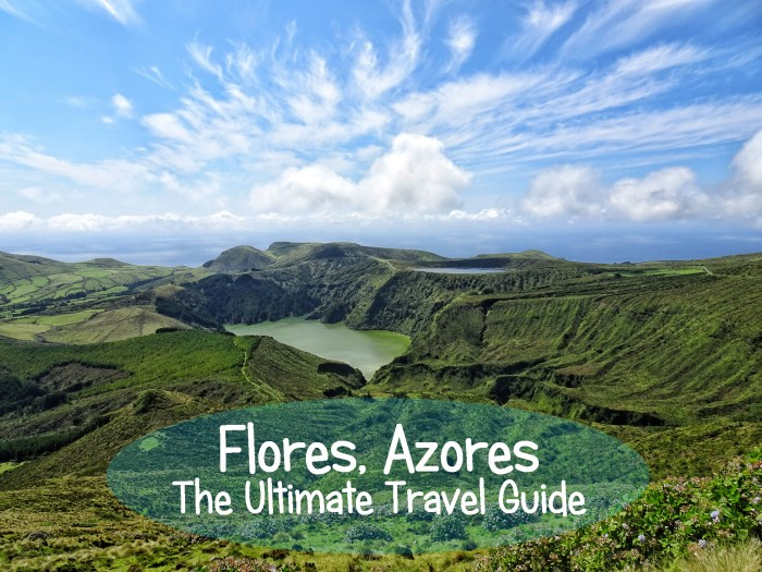 Flores Azores travel guide