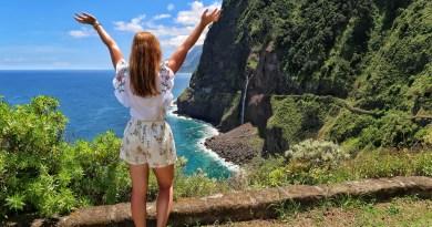 VIDEO: Cabo Girao, Veu da Noiva, Pico Ruivo & Balcoes
