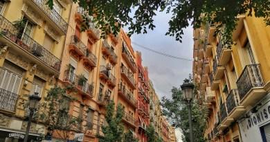 Valencia Ruzafa street