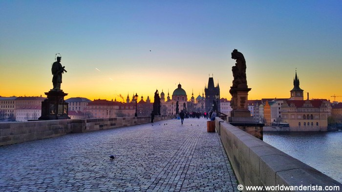 Bucket list Prague