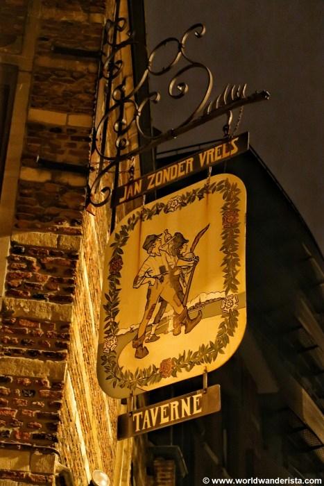 Ghostwalk Antwerp Jan zonder Vrees