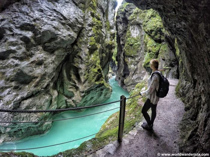 Slovenia road trip Tolmin