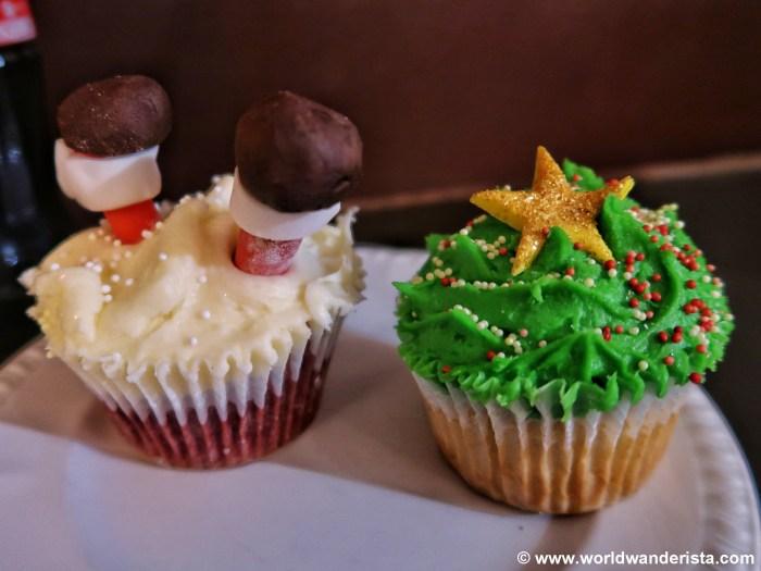 London Christmas Hummingbird Bakery2