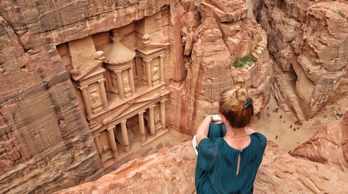 best views in Petra