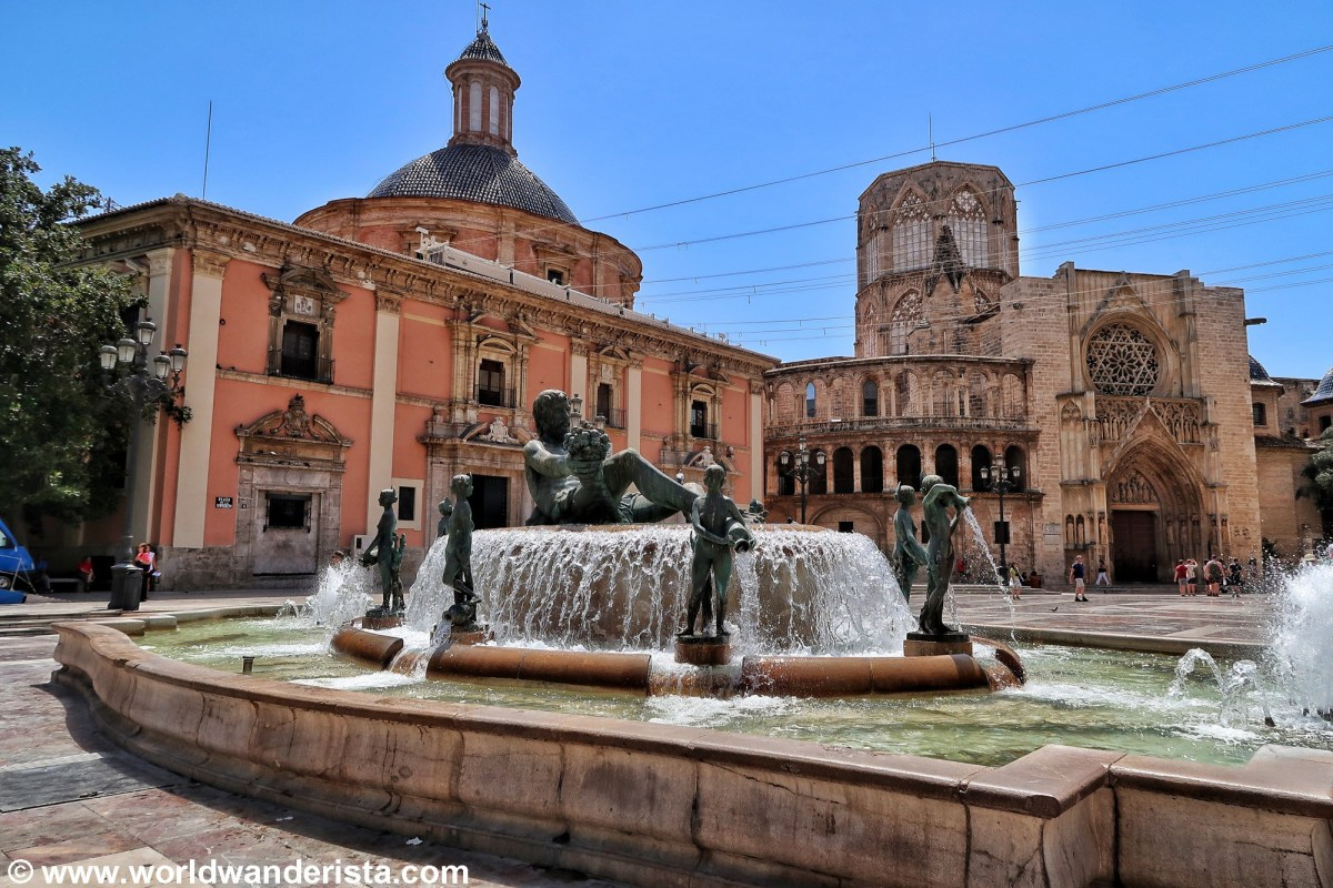 One day in Valencia; the perfect city walk (+ itinerary)