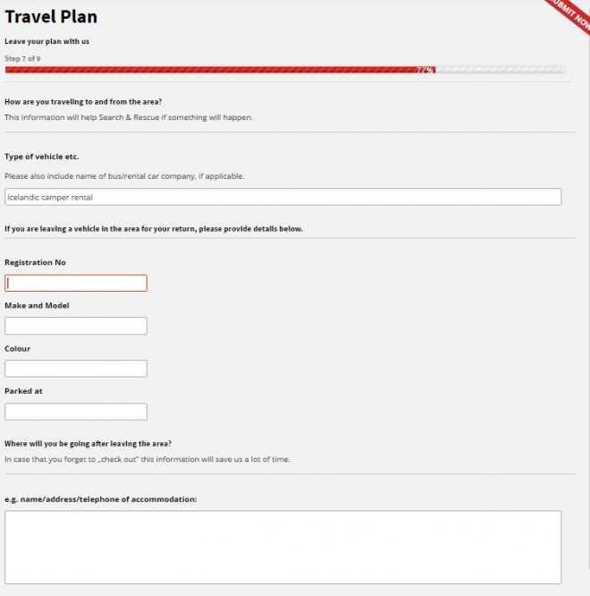 travel plan7